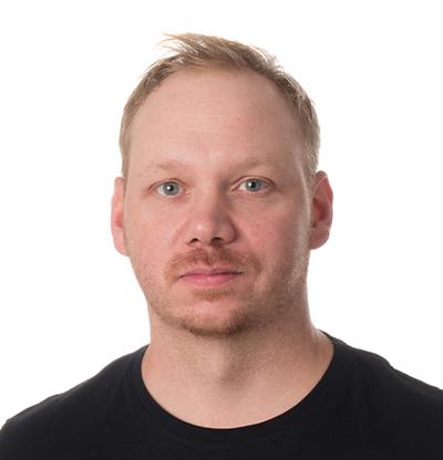 Magnus Backström